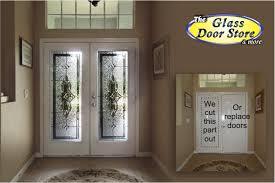 glass door tampa bevel cluster classic styled entry door the glass door store