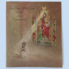 religious cards dusty paper vintage greeting cards paper