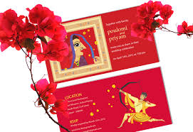 indian wedding card sle illustrated wedding invitations unique wedding invitations cool