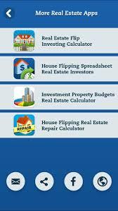 Property Flipping Spreadsheet House Flipping Spreadsheet Estate Investors On The App Store