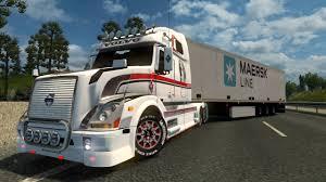volvo commercial trucks volvo vnl 670 mod for ets 2