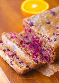 cranberry orange bread soft delicious