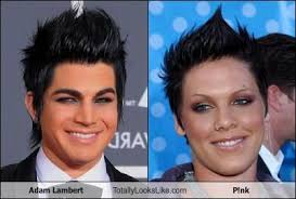 Adam Lambert Memes - image 111452 totally looks like separated at birth know