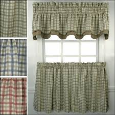 Kitchen Curtain Sets Clearance by Kitchen 24 Inch Curtains Kitchen Curtain Sets Clearance Modern