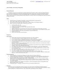 Freelance Photographer Resume Examples Photographer Resume Freelance Photographer Photography Assistant