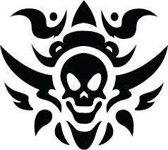 tattoo pictures download tribal skull tattoos png transparent images png all