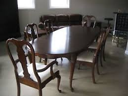 Pennsylvania House Dining Room Furniture Pennsylvania House Cherry Spindle Back Dining Room Chairs Set Of 6