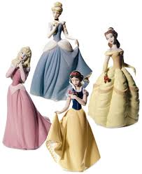 nao by lladro disney princess collection collectible figurines