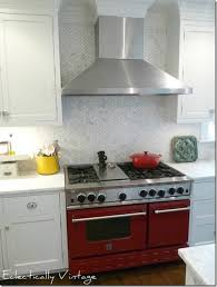 Range Hood Backsplash by Feature Friday Eclectically Vintage Stove Ranges And Snow White