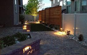 Outdoor Landscape Lighting Outdoor Landscape Lighting In Salt Lake City And Park City