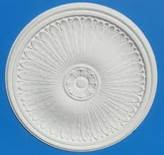 Cheap Ceiling Medallions by Buy Decorative Artistic Gypsum Ceiling Flower Lamp Panel Ceiling
