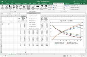 Engineering Excel Templates Petroleum Engineering Calculations In Microsoft Excel