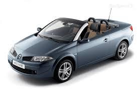 2006 renault megane cabriolet partsopen