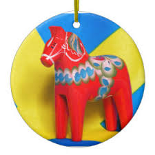 swedish ornaments keepsake ornaments zazzle