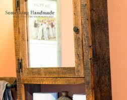 Handmade Bathroom Cabinets - bathroom cabinet etsy