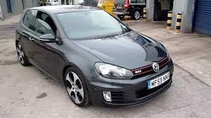 rybrook trade vw golf 2 0tsi gti 3 door manual mov youtube