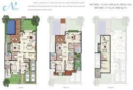 baby nursery villa plans with swimming pool tatvam villas ready