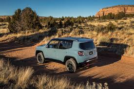 jeep trailhawk 2015 interior 2015 jeep renegade small but rough rugged u0026 raw automotive