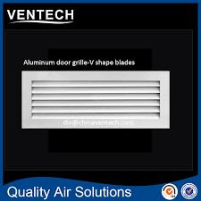 Interior Door Vent Grill Aluminum Drum Jet Air Vent Drum Louver Grill Ventilation Coowor