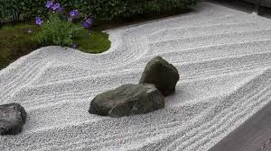Zen Rock Garden by Japanes Garden Daitoku Ji Zuiho In 2 Rock Garden Zen Garden Youtube