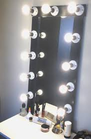 hollywood mirror with light bulbs top 68 superb mirror with light bulbs small vanity lights