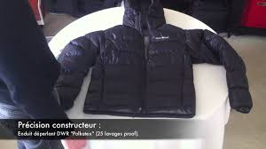 montbell alpine light down jacket présentation doudoune mont bell alpine light down parka youtube