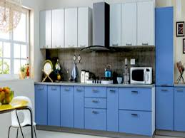 kitchens designs for indians blue painted kitchen cabinets blue