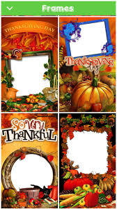 thanksgiving photo frame day on the app store
