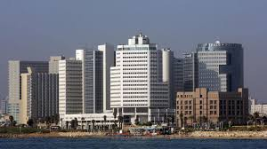 Tel Aviv Future Skyline In Israel A Push To Get More Arabs Into Management Parallels Npr