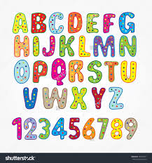 letters and numbers clipart clipart collection vector clipart