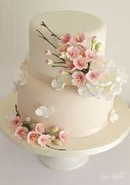 wedding cake decorating classes london cherry blossom cake video tutorial by cake decorating videos
