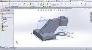 tutorial using combine feature to create part in solidworks
