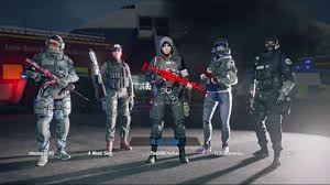 all group specific victories in rainbow six siege youtube