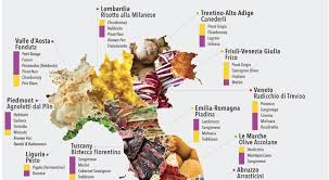 Montepulciano Italy Map by Best Food In Italy 20 Iconic Regional Foods Of Italy