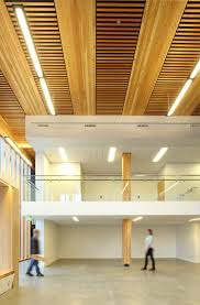 innovative detail wood innovation and design centre architect