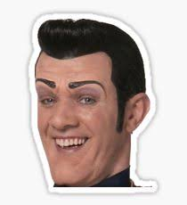 Lazy Town Memes - lazy town memes stickers redbubble