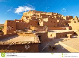 houses in the desert stock image image 12423641