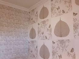 Papier Peint Fushia by Indogate Com Meuble De Rangement Chambre Conforama