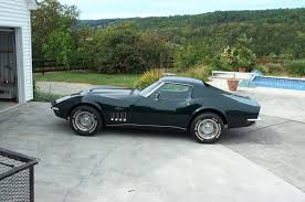 1969 corvette stingray t top for sale the year 1969 1969 chevrolet corvette stingray t top matching