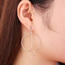 korean earings 2016 bohemian style fashion designer jewelry earrings korean