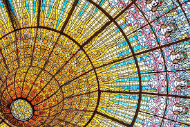 Stained Glass Ceiling Fan Light Shades Stained Glass Ceiling Stained Glass Ceiling Of Palace Of