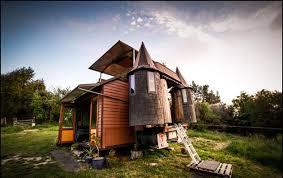 castle truck home unique mobile house design idea