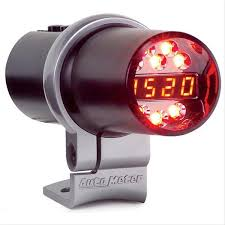 autometer level 1 external digital pro shift lights 5343 free