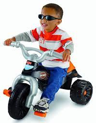 amazon com fisher price harley davidson motorcycles tough trike