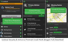 lookout security and antivirus premium apk lookout security antivirus premium keygen