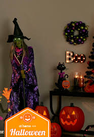 witch home decor 71 best halloween décor images on pinterest at home halloween