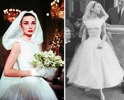 the best onscreen wedding dresses
