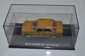 nissan bluebird 1969 nissan bluebird 1600sss 4 door saloon dp510 model cars