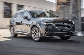 new mazda suv 2016 mazda cx 9 signature awd first test review