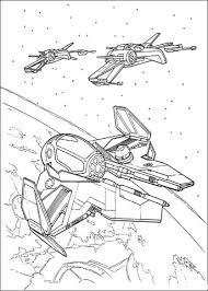 eta 2 starfighter 65 wing coloring free printable
